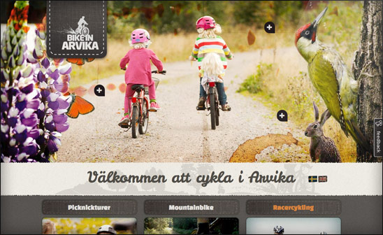 Bike in Arvika